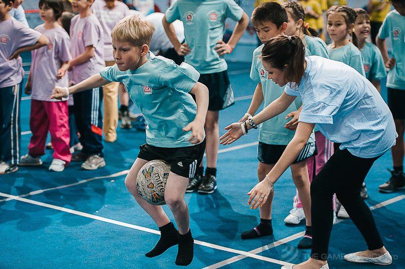 В Астрахани стартовал спортивно-культурный фестиваль «Родом из детства»