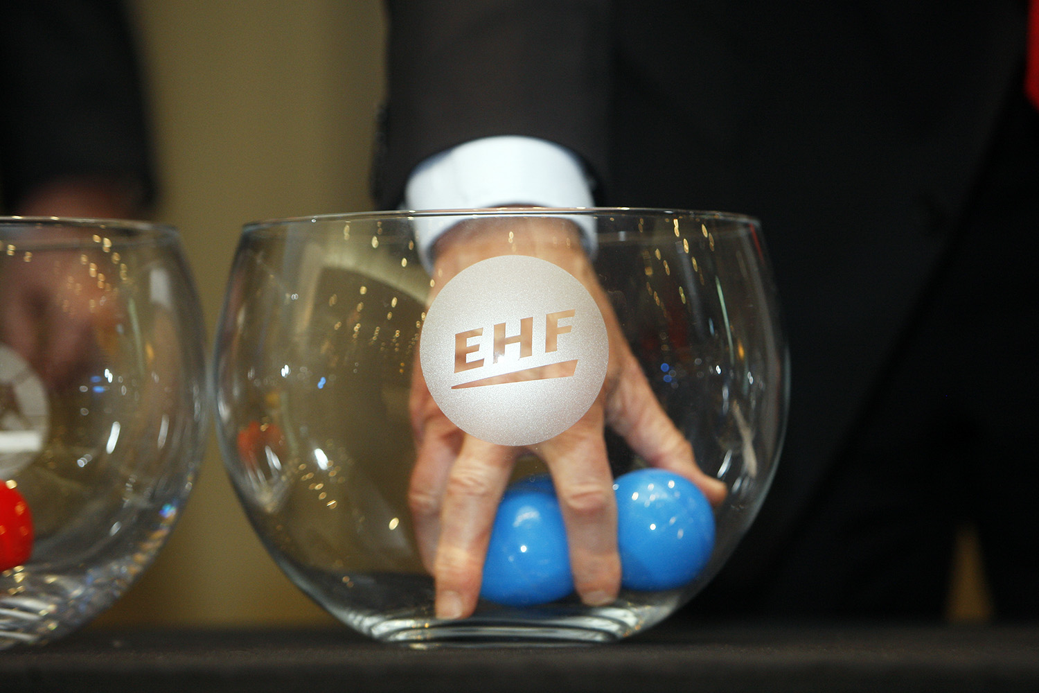 Monaco, Monte Carlo, 23.06.2012. Ehf EURO 2016 first stage draw event at the 11th EHF Congress. Photo: Uros HOCEVAR for the EHF