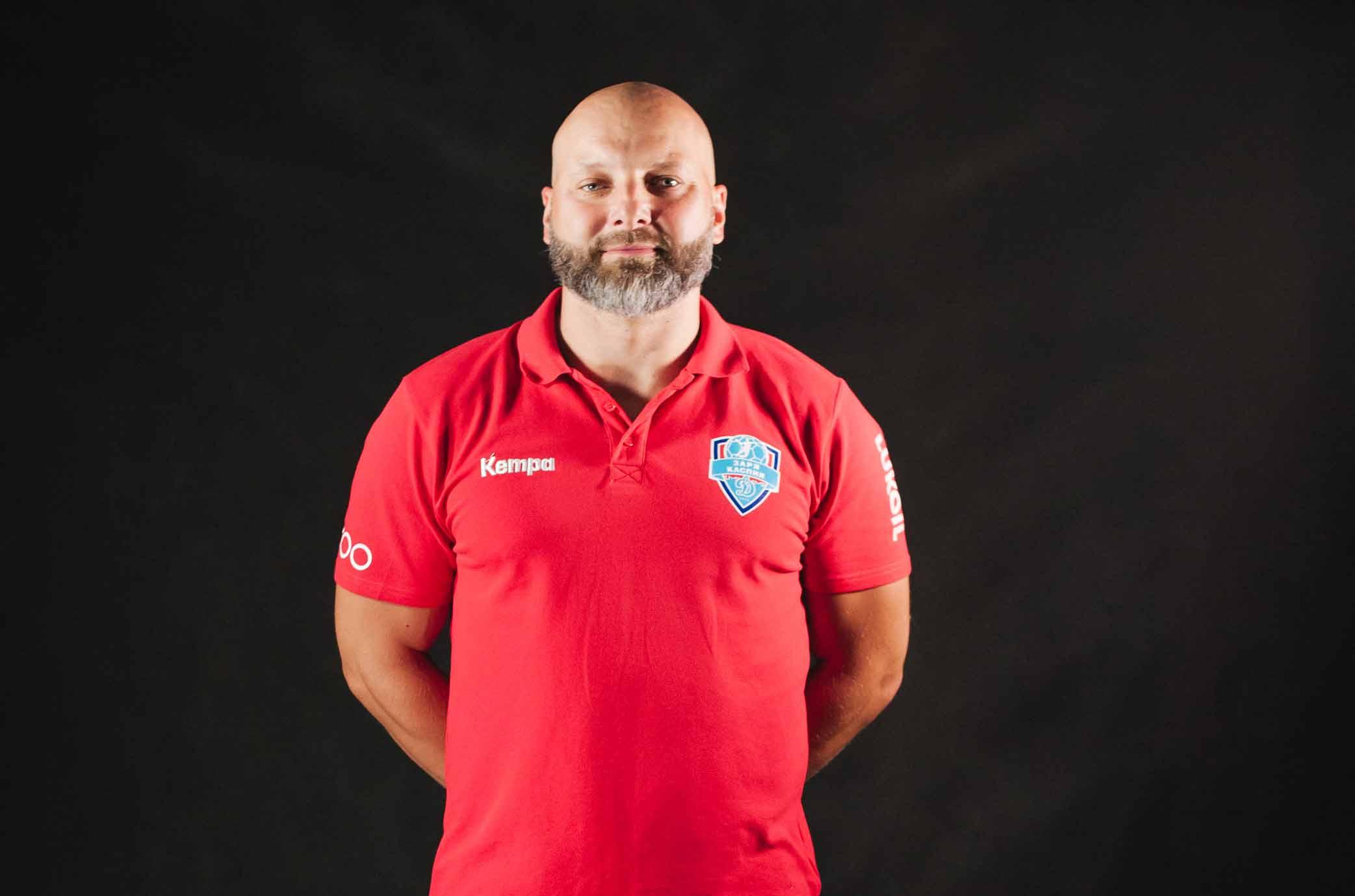 Интервью главного тренера команды «Динамо» Астрахань-Горбатикова А.В